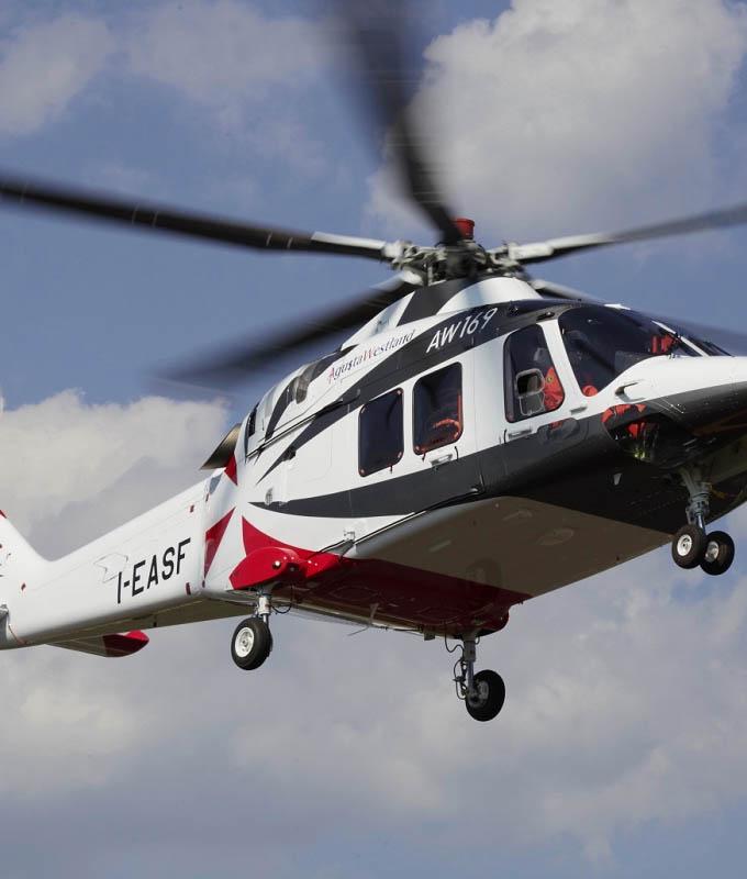 Trasferimenti in Elicottero Sardegna
